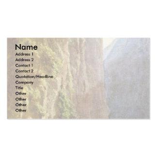 Mäherinnen Mountain By Spitzweg Carl Business Card Templates