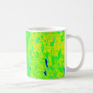 Mahi Mahi Dolphin Fish Art Colors Coffee Mug