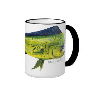 Mahi Mahi fish mug