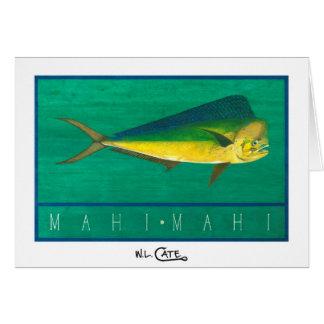 Mahi-Mahi Greeting & Note Cards