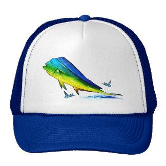 Mahi Mahi Trucker Hat