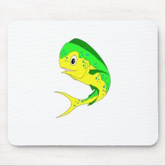 Mahi Mahi Mousepad