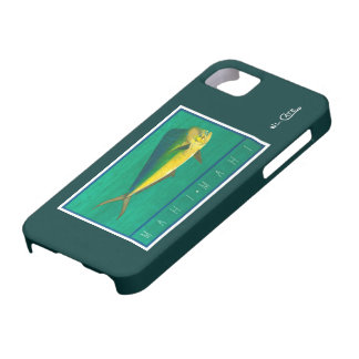 Mahi-Mahi Original iPhone 5 Case
