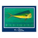 Mahi-Mahi Postcards