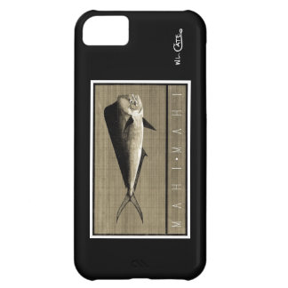 Mahi-Mahi Vintage Black & White iPhone 5 Case