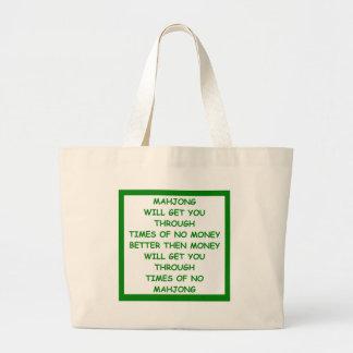 mahjong bags