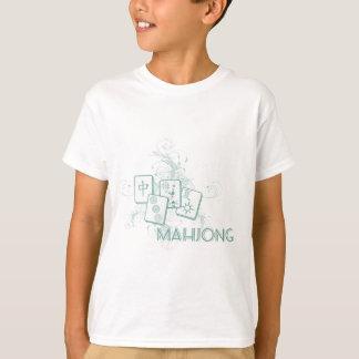 mahjong blue T-Shirt
