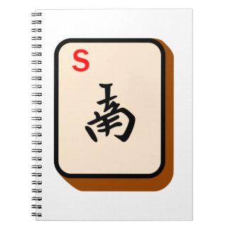 Mahjong del sur libretas