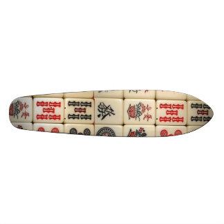 Mahjong Dragon Skateboards