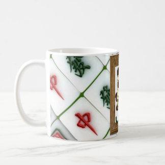 Mahjong-dragons Classic White Coffee Mug