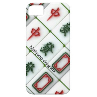 Mahjong-dragons iPhone SE/5/5s Case