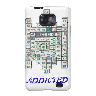 Mahjong envició 4 galaxy SII carcasa