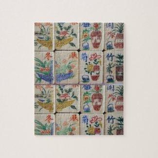 Mahjong Jigsaw Puzzle