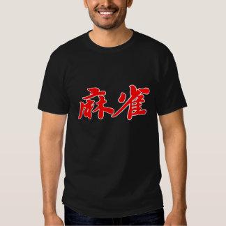 Mahjong Kanji Shirt