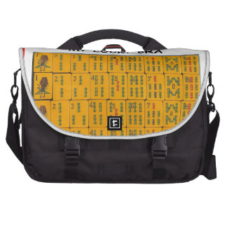 mahjong commuter bags