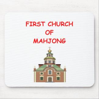 mahjong mouse pad