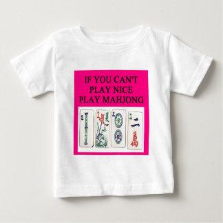 MAHJONG player Baby T-Shirt