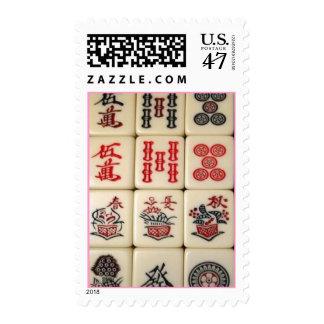 Mahjong Postage