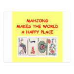 mahjong postal