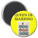 MAHJONG queen Magnet