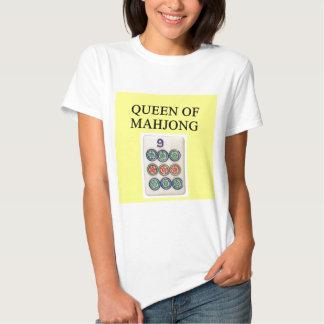 MAHJONG queen T-shirt