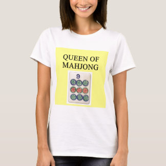MAHJONG queen T-Shirt