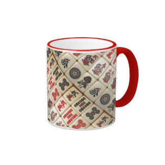 Mahjong Ringer Coffee Mug