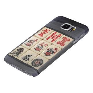 Mahjong Samsung Galaxy S6 Case