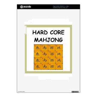 mahjong skin for iPad 2