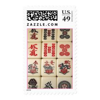 Mahjong Stamp