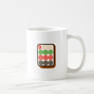 Mahjong Tile Coffee Mug