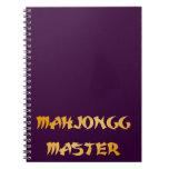 Mahjongg máster cuaderno