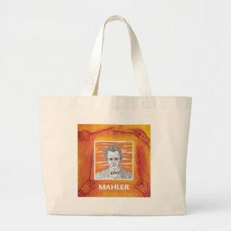 Mahler Tote Bags