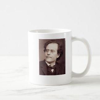 Mahler Classic White Coffee Mug