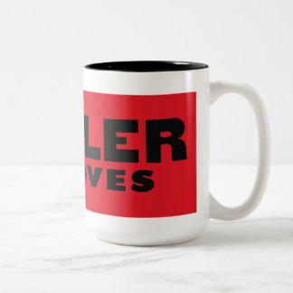 Mahler Grooves Mug