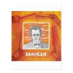 Mahler Postcard