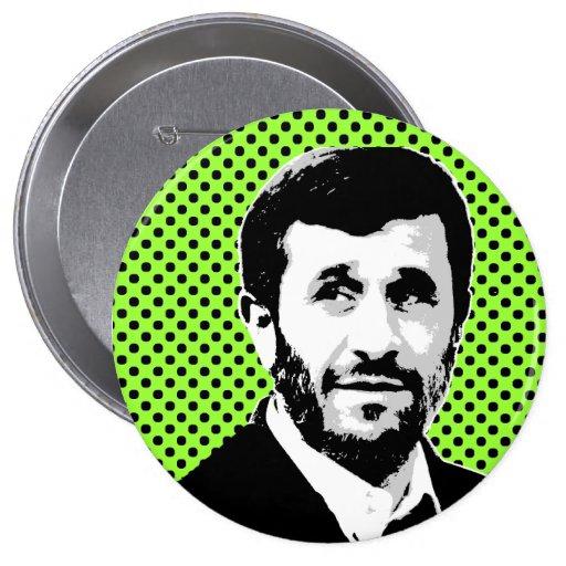 Mahmoud Ahmadinejad Button