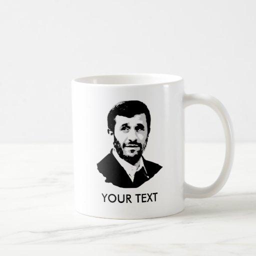 Mahmoud Ahmadinejad Coffee Mug