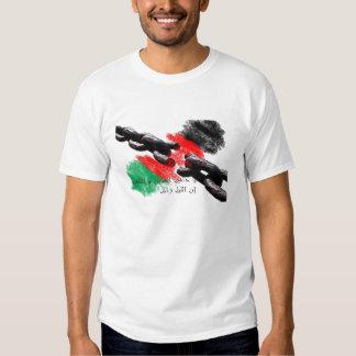 Mahmoud Darwish/Free Palestin Tee Shirt