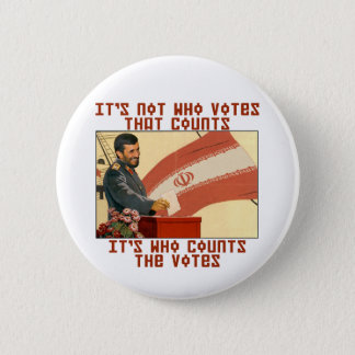 Mahmoud Stallin' Pinback Button