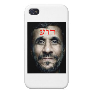 Mahmud Ahmadineyad iPhone 4 Cárcasas