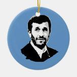 Mahmud Ahmadineyad Ornamento Para Reyes Magos