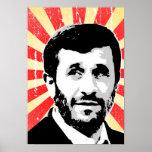 Mahmud Ahmadineyad Poster