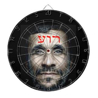Mahmud Ahmadineyad Tabla Dardos