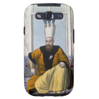 Mahmud I (1696-1754) Sultan 1730-54, from 'A Serie Samsung Galaxy S3 Case