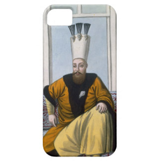 Mahmud I (1696-1754) Sultan 1730-54, from 'A Serie iPhone 5 Cover