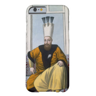 Mahmud I (1696-1754) Sultan 1730-54, from 'A Serie Barely There iPhone 6 Case