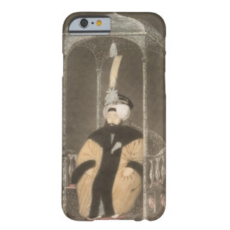 Mahmud II (1785-1839) Sultan 1808-39, from 'A Seri Barely There iPhone 6 Case