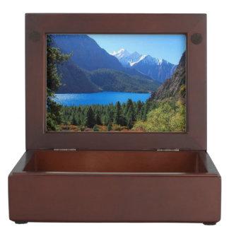 mahogany-colored wood. Photos n Graphics by Navin Keepsake Box