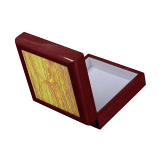 Mahogany Mokume Gane Gift Box